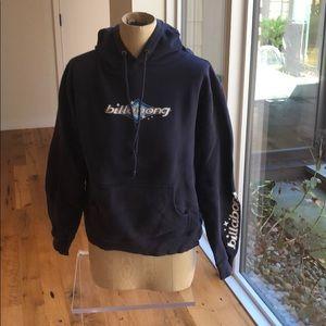 Kids billabong sweatshirt with hood